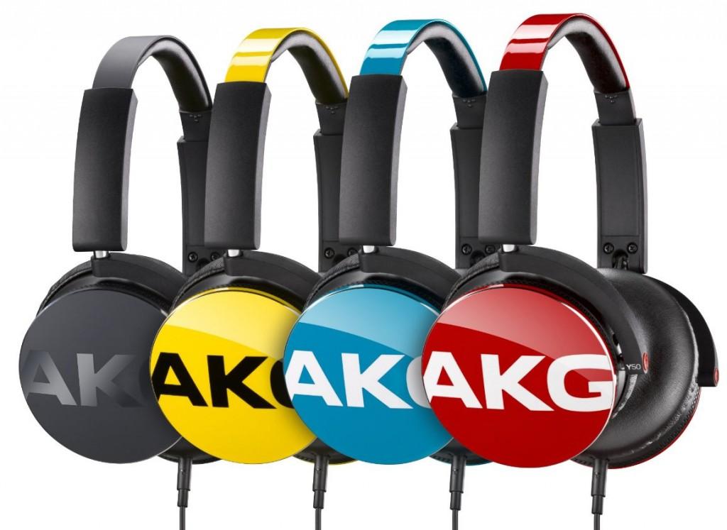 Recensione Cuffie Colorate Akg Y50 - Tecnofun  3985a581bbd6