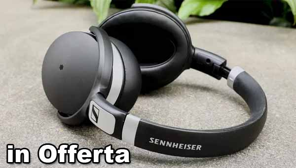 Sennheiser HD 4.50 la Recensione - Tecnofun  c434c48c3bfc