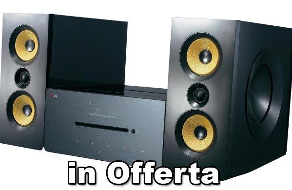 stereo wifi lg